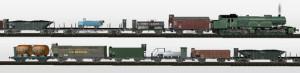 Gütergarnitur der KBStB