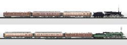 kkStB 310 und KBStB S2/6 vor dem Orientexpress anno 1907