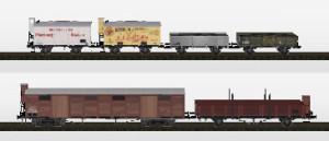 Weitere Wagons